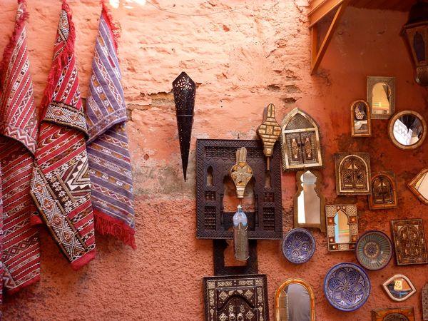 Marrakesh for the blog