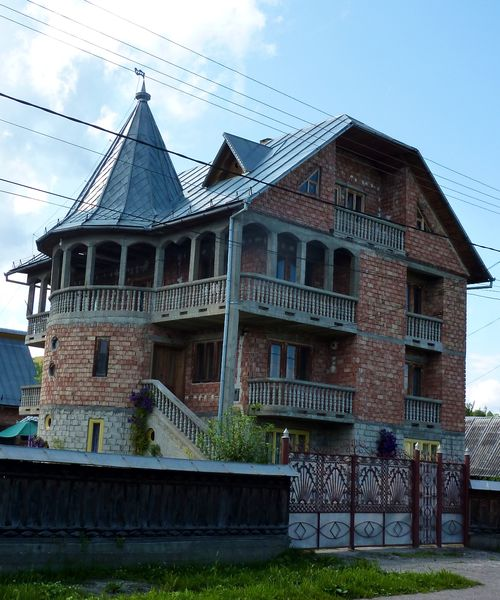 ROMANIA houses 5