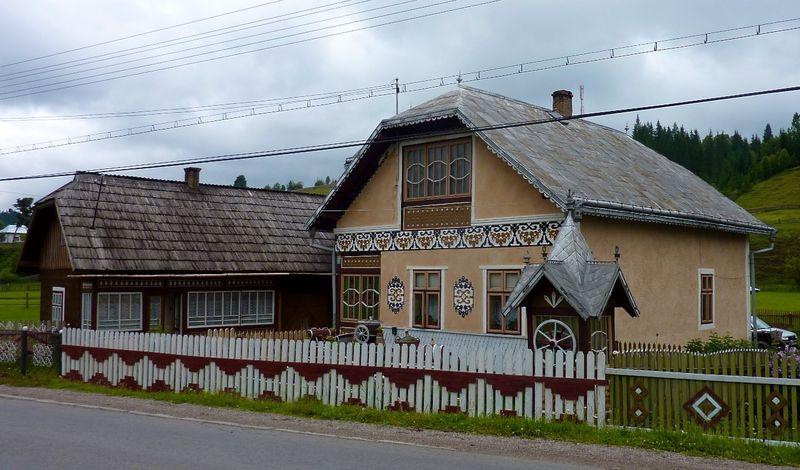 ROMANIA houses 3