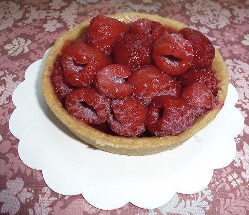 Framboise tart original