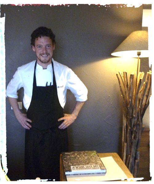 Chef alone
