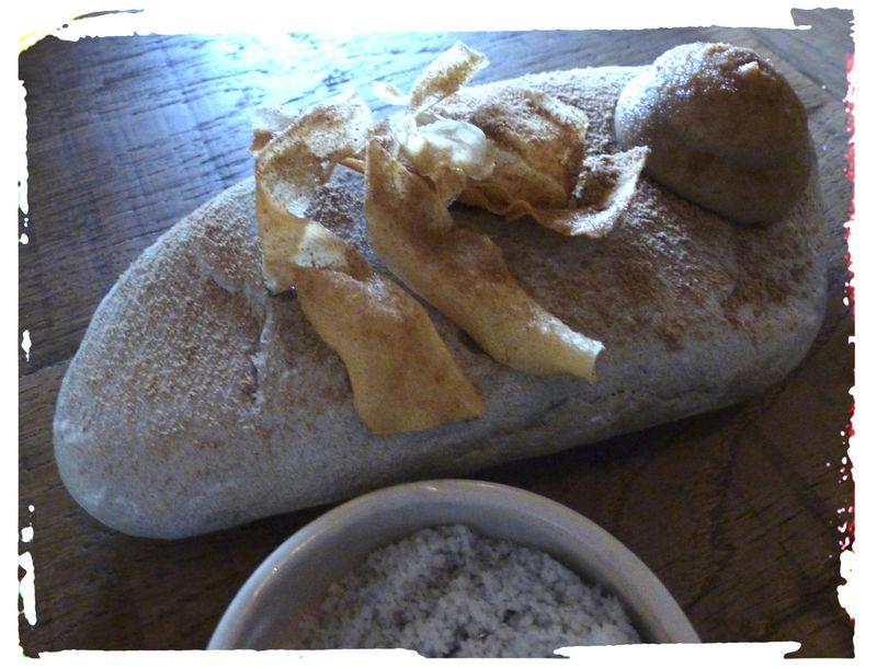 Root crisp and foam