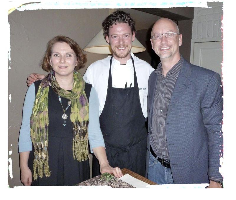 Photo w chef