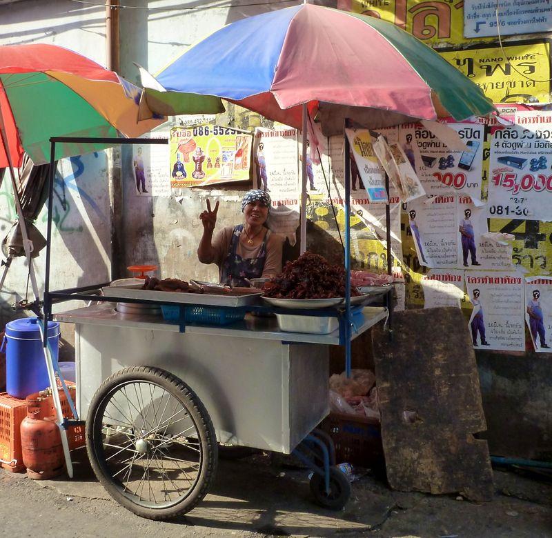 BANGKOK APRIL 2012 30