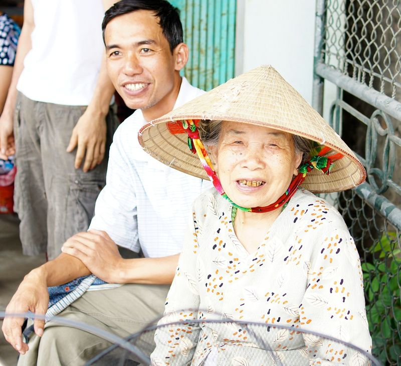 Vietnam people 12