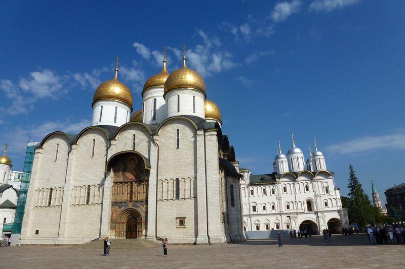 Moscow kremlin 10