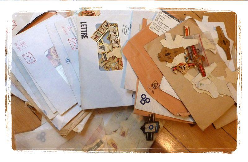 Cigar 6 envelopes