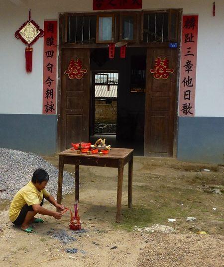 Yangshuo china 100