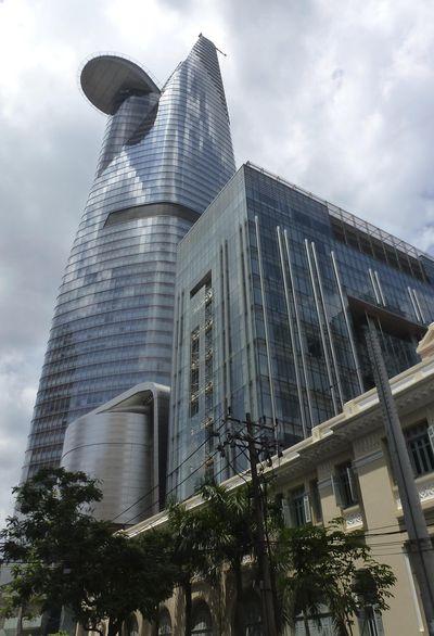 Saigon building