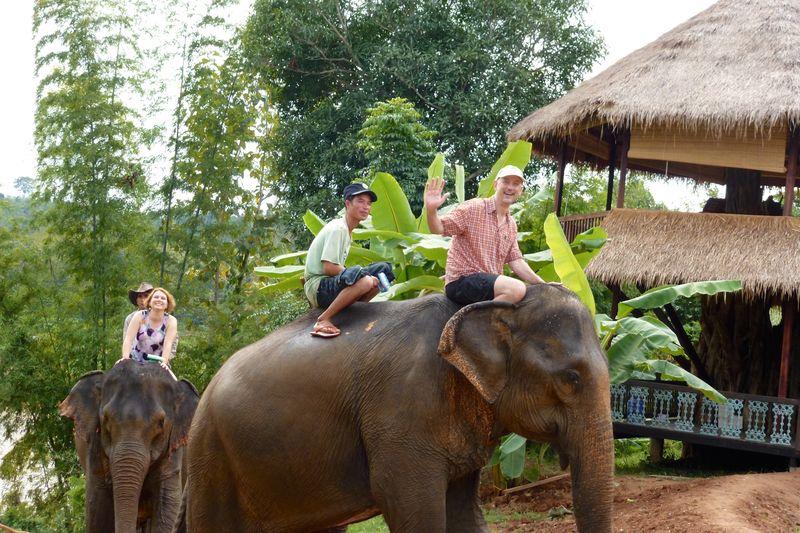 ELEPHANT RIDE 60