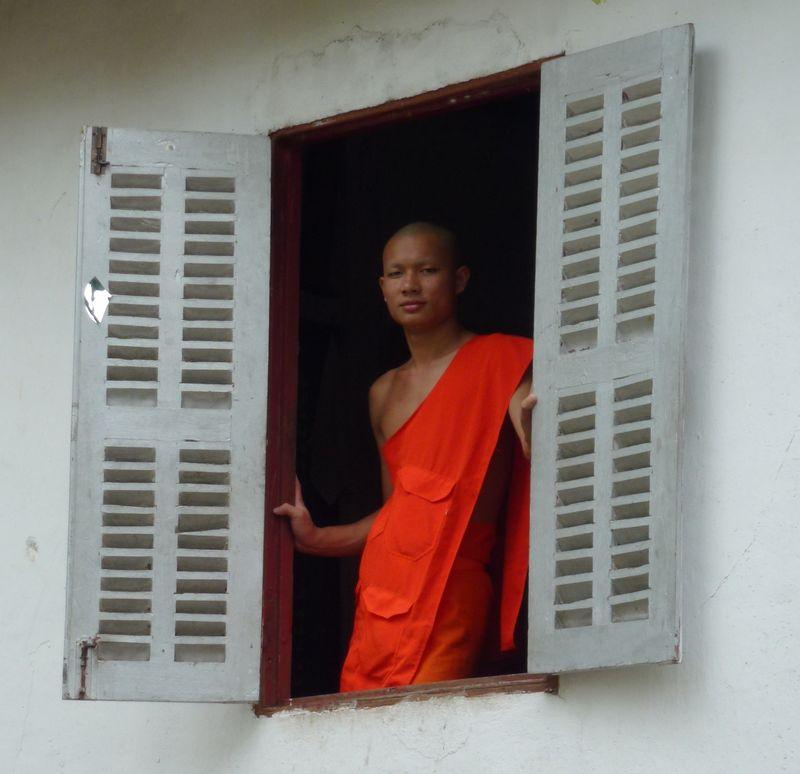 Monk procession 19