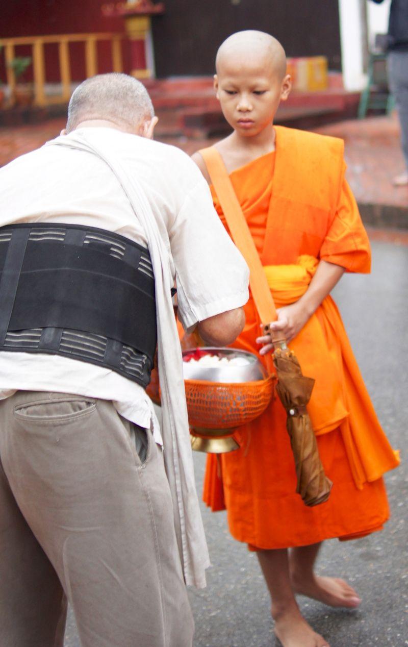 Monk procession 7