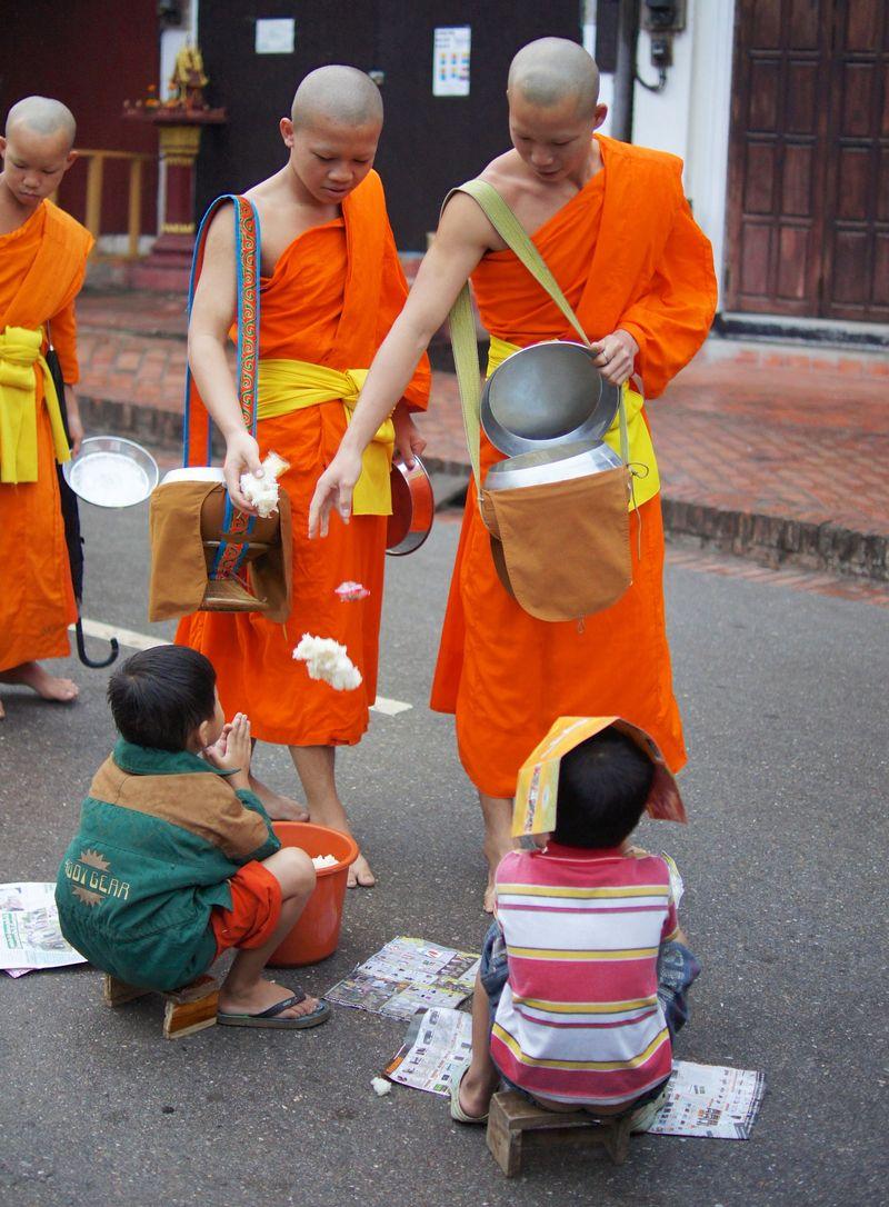 Monk procession 9