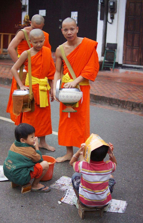 Monk procession 10