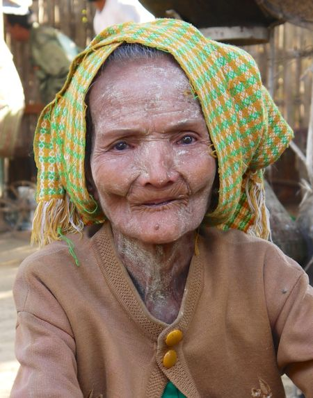 People of myanmar 5