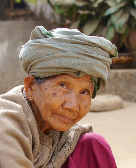 People of myanmar 8