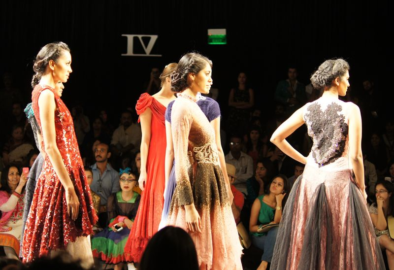 India Fashion show 11