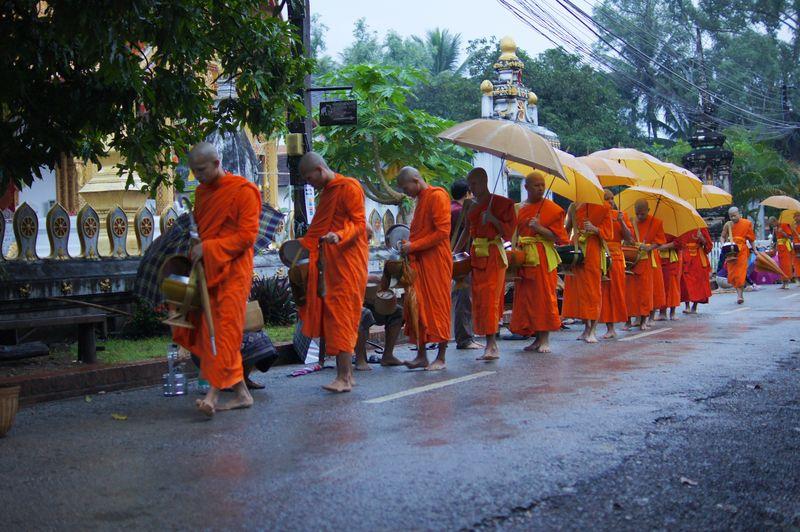 Monk procession 2