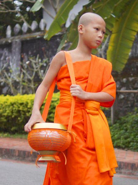 Monk procession 8