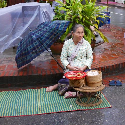 Monk procession 11