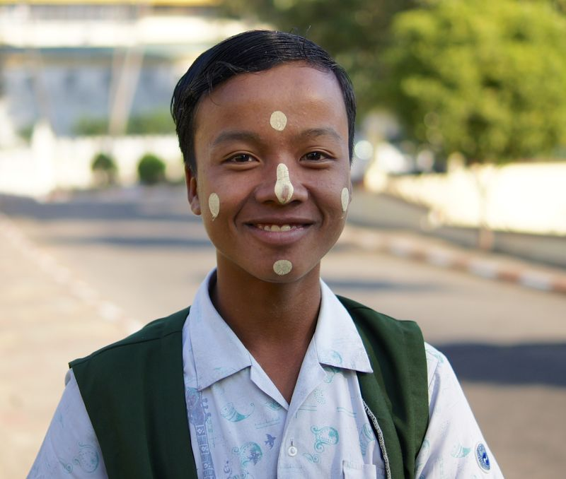 People of myanmar 43