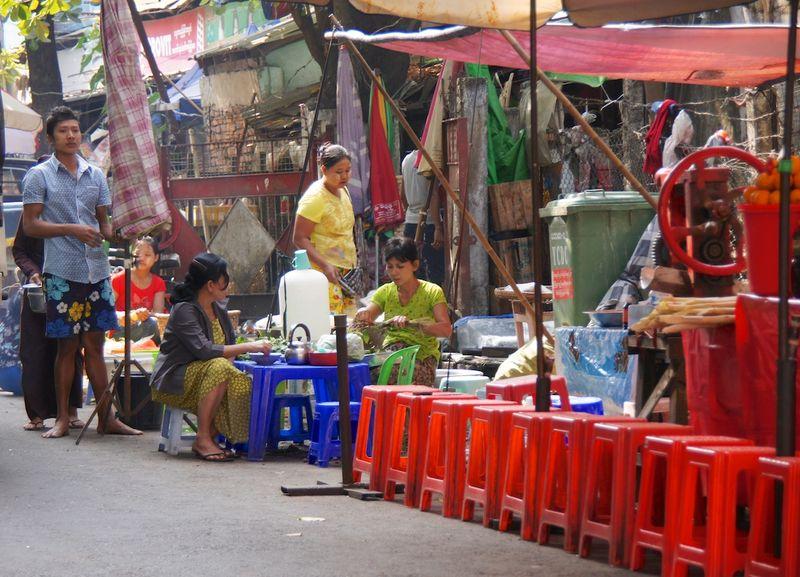 Yangon myanmar 24