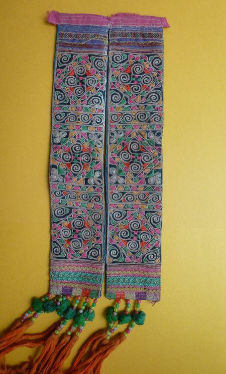 Lao fabric 10