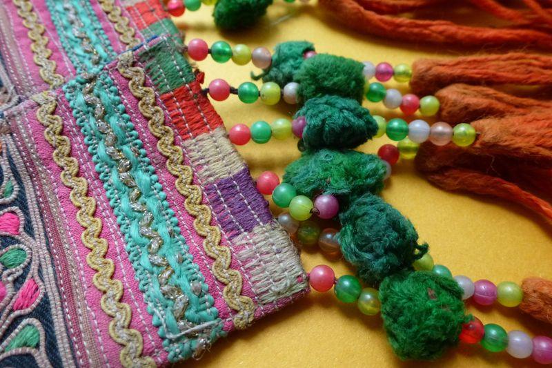 Lao fabric 11