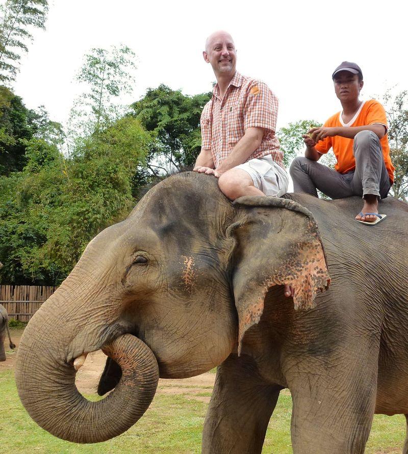 ELEPHANT RIDE 29