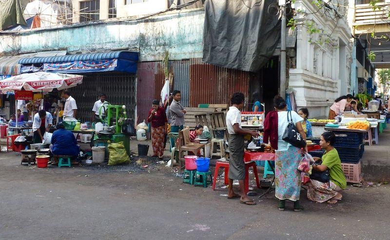 Yangon myanmar 22