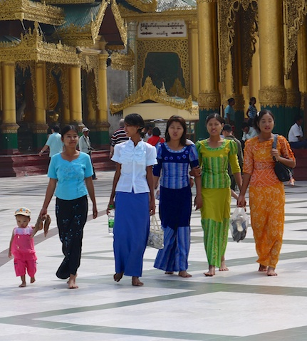 Yangon myanmar 9
