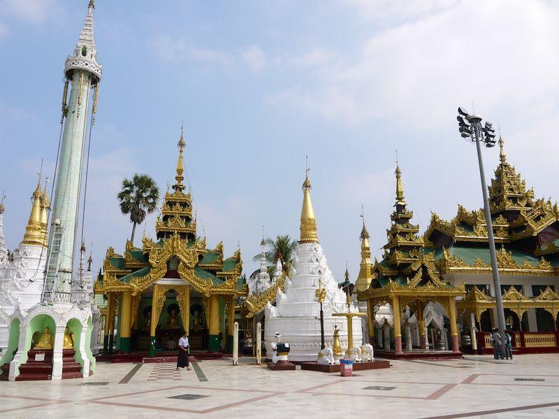 Yangon myanmar 12