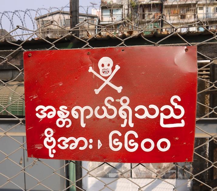 Yangon myanmar 29