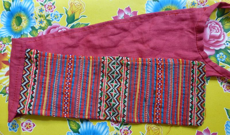 Vietnam hill tribe fabric 5