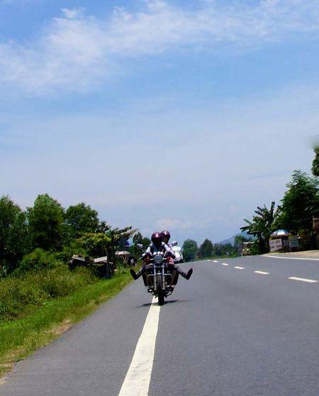 Vietnam mc ride 21