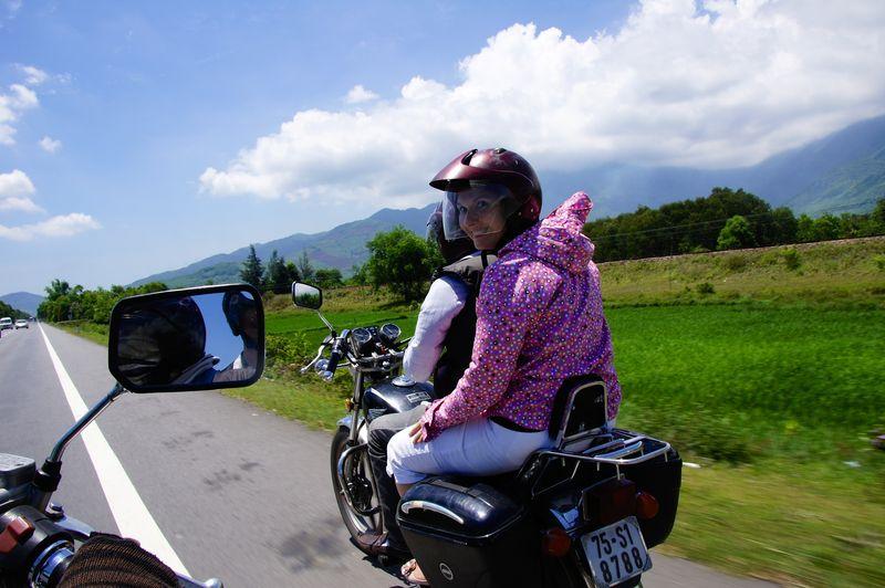 Vietnam mc ride 15