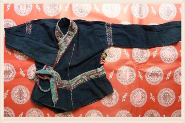 Vietnam hill tribe fabric 8