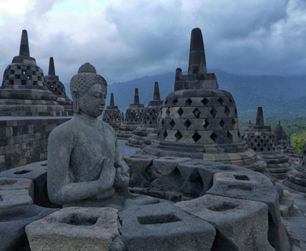 Yogyakarta borobudura 6
