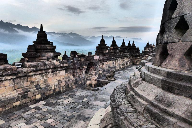 Yogyakarta borobudura 12