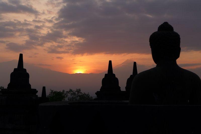 Yogyakarta borobudura 1