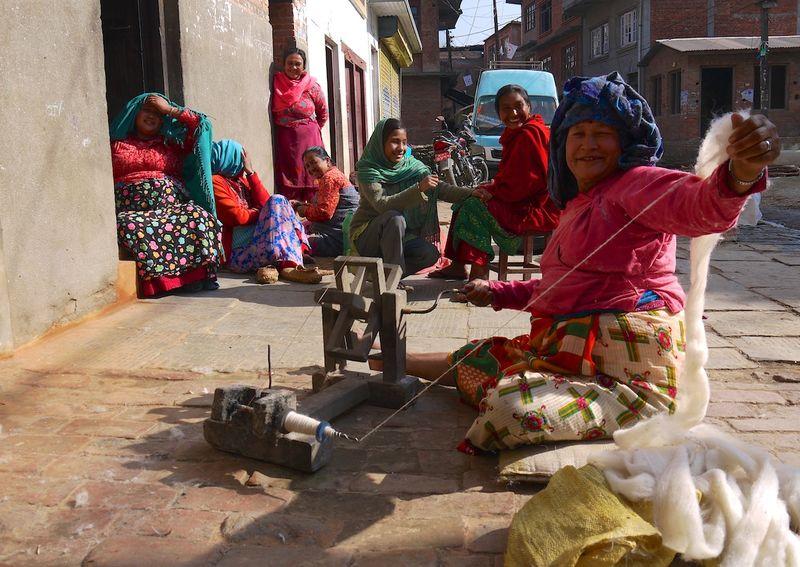 Nepal pink 415