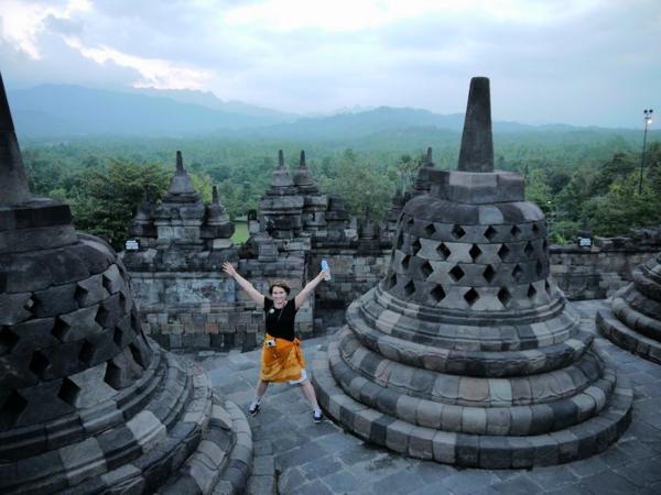 Yogyakarta borobudura 4