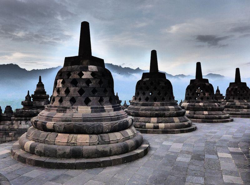 Yogyakarta borobudura 11