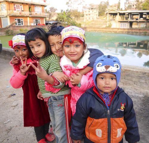 Nepal pink 563