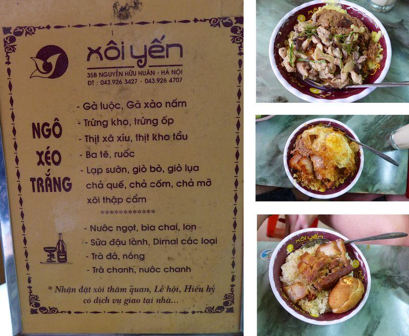 Erin menu