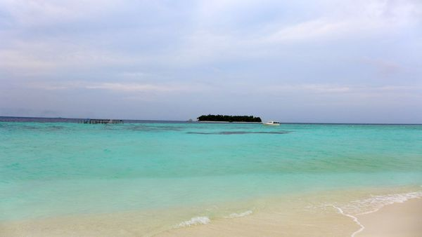 With love - the maldives 16