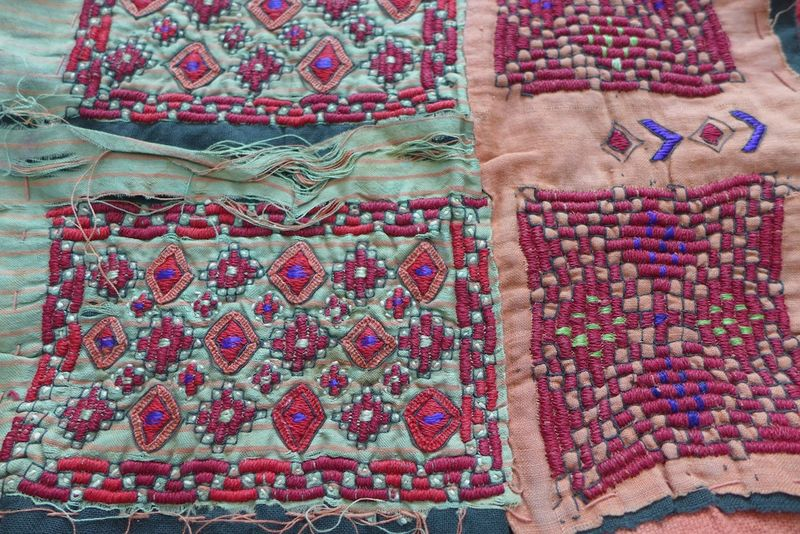 Afghanistan fabric3