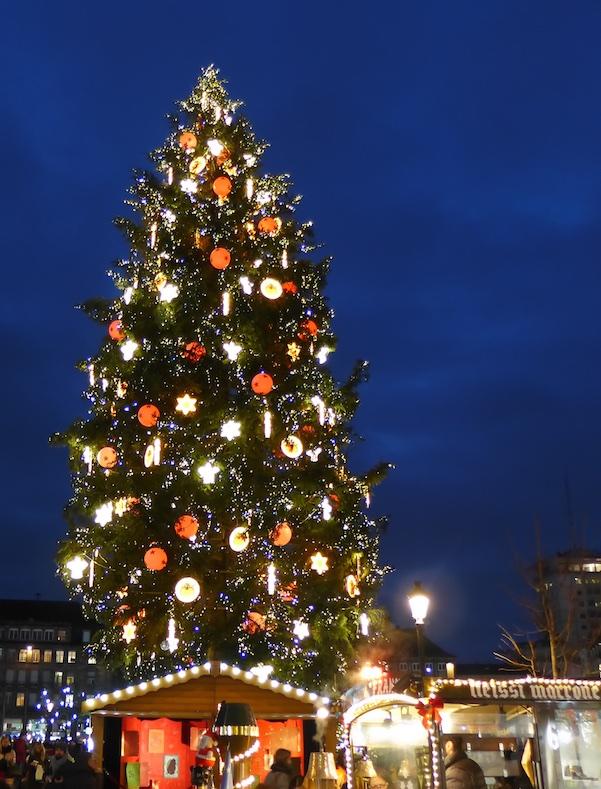 Alsace Christmas