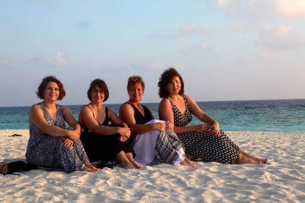 With love - the maldives 73