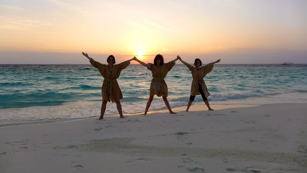 With love - the maldives 22